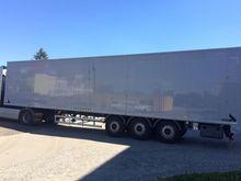 Push-floor semitrailer STAS S30