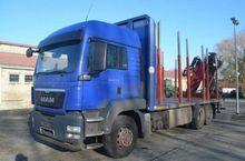 Trucks MAN TGS 26.440 6x2-2 BL