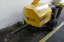 Mobile trailer heater VG2183 /