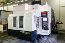 Used Mazak 5-axis ma