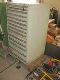 Telescopic drawer cabinet