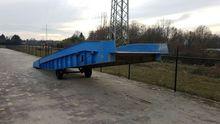 Laad / loose brug aluminum fram