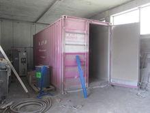 Mobile beam cabin Klefler KMS20