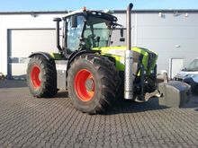 Tractor Claas Xerion 3800 Track