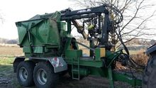 Used Wood chippers H