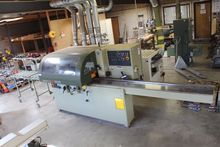 Four-sided planer