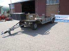 Veldhuizen 3-axle bogie single-