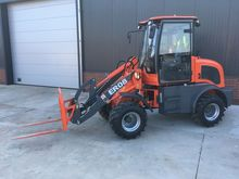 Everun shovel ER08 enclosed cab