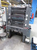 Used Offset press, H