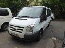 Transportation Ford Transit 85T