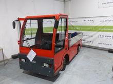 electric transporter Hako Cargo