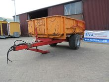 Miedema single axle tipper