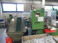 Revolving automatic assembly ma