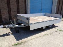 Falter platform trailer 35 WG-L