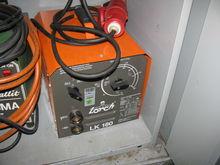 Used Electrode weldi