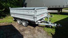 2-axle trailer Pongratz 3-SKS 3