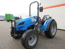 Landini 4WD compact tractors