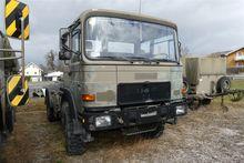 Truck Tractor ÖAF-Graf & Stift