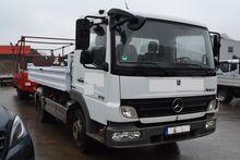 Truck / 3-way tipper Mercedes-B