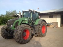 Tractor Fendt 936 Profi