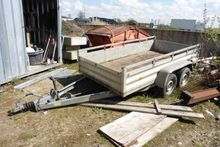 Used Car trailer Hei