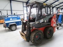 Thomas skid steer loaders