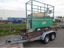 Wesco aanhangwagen, WZ-83-JY