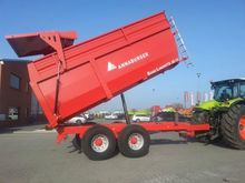 Used Trailer / tippe