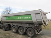 3-axle semi-trailer Langendorf