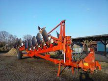 Reversible plow Kuhn Challenger