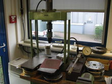 Workshop press Matra