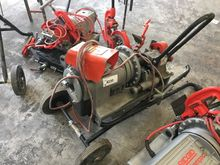 RIDGID 300 Compact Groove and T