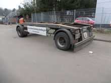 Truck 2-axle trailer Roland Tan