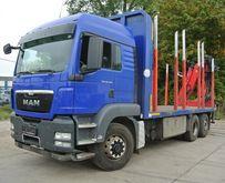 Trucks MAN TGS 26.440 6x4 H-2 B