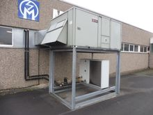 Used Chiller Trane T