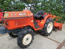 Kubota compact tractor bulltra