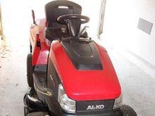 Lawn tractor AL-KO 16-105.5 HD