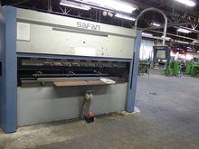 Used Safan CNC press