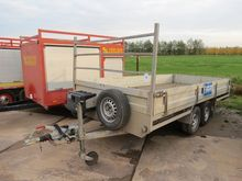 Oosterwijk 2-axle central axle,