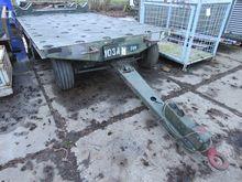 Used US Army rakette