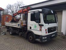Trucks MAN TGL 8.180