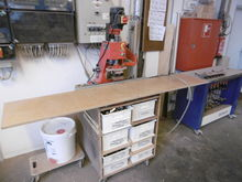 Drilling and inserting (fitting
