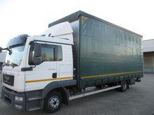 Trucks MAN TGL 8.220 4X2 BL Tau