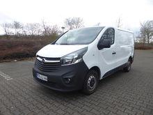 Transporter / van Opel Vivaro 1