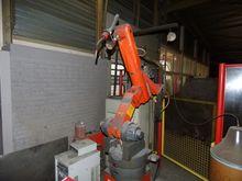 PanaRobo welding robots