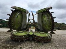 Crop Headers Claas Orbis 600 AC