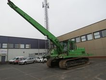 Used Liebherr crawle