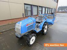 Iseki compact tractor