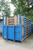 Roda laadvloer container