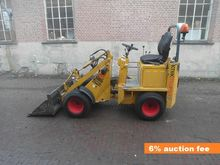 Used minishovel Knik